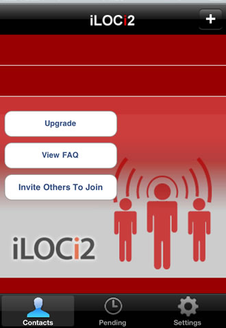 iLOCi2 lite cell phone tracker for iPhone